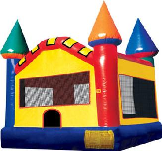 Cleveland, Ohio inflatable castle rental 2016